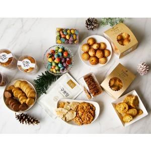 틔움긴생각 쿠키 7종선물세트